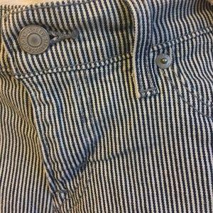 Levi's  Strip Jeans 524 Skinny Sz 5/W27/L32